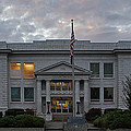 Josephine County Court House by Mick Anderson
