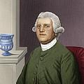 Josiah Wedgwood, British Industrialist by Maria Platt-evans
