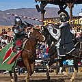 Joust To The End... by Jon Berghoff