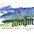 Joy Strength I by Judy Dodds