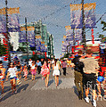 Joys Of Summer by David Bearden