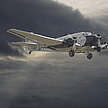 Ju52 -- Iron Annie by Pat Speirs