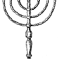 Judaism: Menorah by Granger