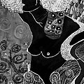 Judith  After Gustav Klimt by Sheila Laurens