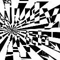 July 4th Maze by Yonatan Frimer Maze Artist