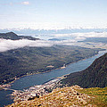 Juneau View by C Sitton