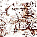 Junkyard  by John Jr Gholson