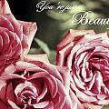 Just Beautiful by Deborah  Crew-Johnson