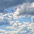 Just Clouds by Laura Corebello