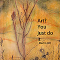 Just Do It by Ian  MacDonald