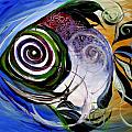 J.v. Wishin Fish 3 by J Vincent Scarpace