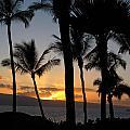 Ka'anapali Sunset by Kathy Corday