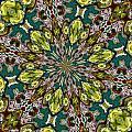 Kaleidocube 01 by Ron  DeMattio