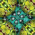 Kaleidocube 03 by Ron  DeMattio