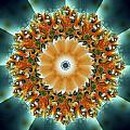 Kaleidoscope II by Richard Ortolano