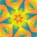Kaleidoscope Series Number 8 by Alec Drake