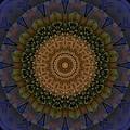 Kaleidoscope Vi by Richard Ortolano