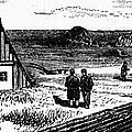 Kansas, Mennonites, C1874 by Granger