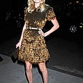 Kate Bosworth Wearing A Burberry by Everett