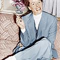 Katharine Hepburn In England, Ca. 1952 by Everett