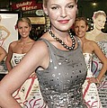 Katherine Heigl Wearing A Bill Blass by Everett