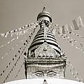 Kathmandu by Shaun Higson