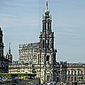 Katholische Hofkirche - Dresden by Jon Berghoff