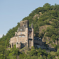 Katz Castle On A Hillside by Greg Dale