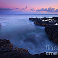 Kauai  Pastel Tides by Mike  Dawson