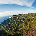 Kaulalu Panorama by Roger Mullenhour