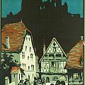 Kaysersberg Alsace by Georgia Fowler