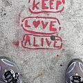 Keep Love Alive by Jeff Lowe