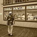 Keeping Clam Since 1938 by Kym Backland