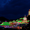 Kek Lok Si Temple Of Penang by Kim Pin Tan