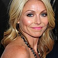 Kelly Ripa At Arrivals For Cop Out by Everett