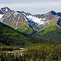 Kenai Mountains by Adam Pender