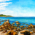 Kettle Cove by Tom Roderick