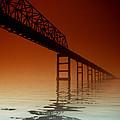Key Bridge by Skip Willits