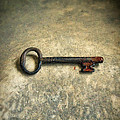 Key With Blood On It. by Jill Battaglia