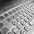 Keyboard by Yana Bukharova