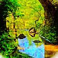 Keystone Bridge by Judi Bagwell