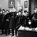 Keystone Cops by Granger