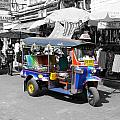 Khaosan Road Tuk Tuk by Gregory Smith