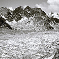 Khumbu Glacier by Shaun Higson