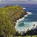 Kilauea Lighthouse Hawaii by Fred J Lord