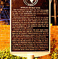 Kilgore Historical Marker by Kathy  White