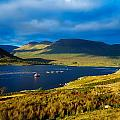 Killary Harbour, Co Galway, Ireland by The Irish Image Collection