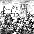 Killing Of Anabaptists by Granger