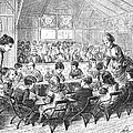Kindergarten, 1876 by Granger