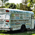 Kindness Bus 2 by Art Dingo